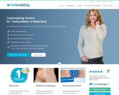 Coolsculpting Centers