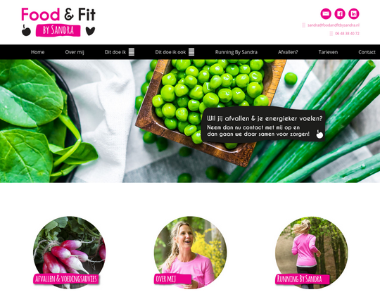 Food & Fit by Sandra
